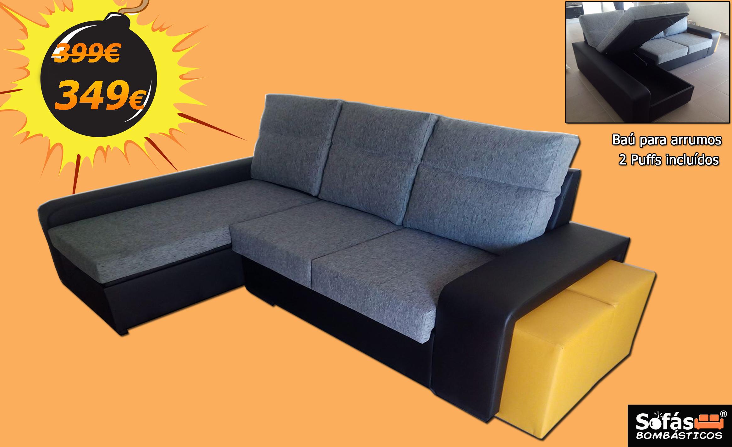 Sof s bomb sticos sof s baratos desde 199 for Sofas originales baratos